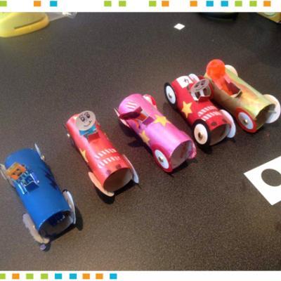 Les petites voitures de course - 2015