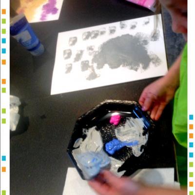 Recyclage de bouchons en plastique...