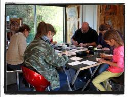2 cours de peinture adultes enfants konig peintre