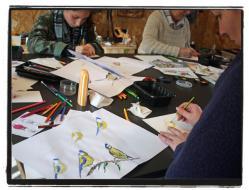 5 cours de peinture et atelier artiste oise crepy en valois