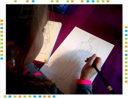 Atelier de dessin dans l oise crepy en valois senlis le plessis belleville