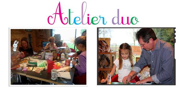Atelier duo