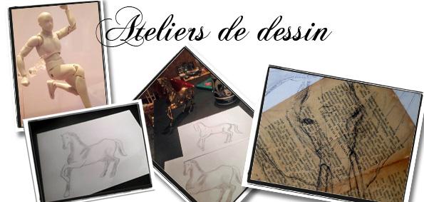 Ateliers de dessin 1