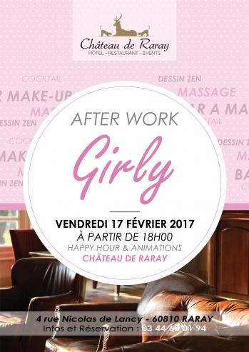 Flyer girly a6